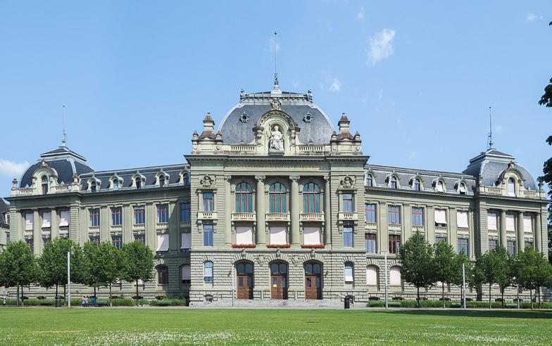Titleimage: The Hans Sigrist Foundation